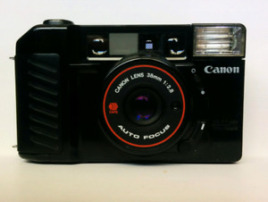 CANON AF35M II Point & Shoot 35mm Camera