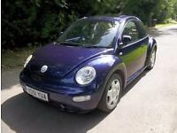 VOLKSWAGEN BEETLE 2.0 *LEATHER * SUNROOF*AIR CON*