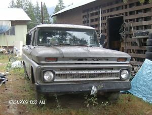 1964 Chevy Panel Truck
