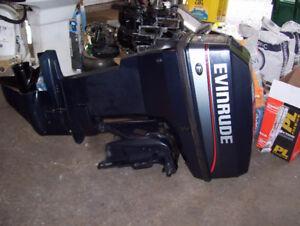 1997 evinrude 40 with power trim