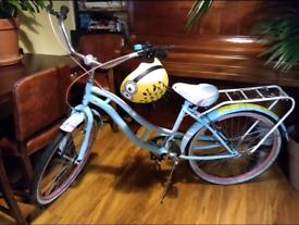 """24"""" wheels cruiser bike"""