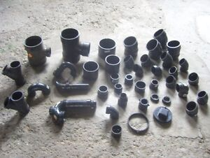 ASSORTIMENT COUDES ABS PLUMBING FITTINGS ASSORTMENT