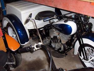 Vintage Harley Parts for Flatheads,Knuckle,Pans,Shovel 1929-84