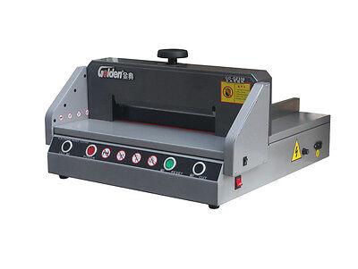A4 330mm Desktop Electric Paper Cutter Automatic Paper Cutting Machine 220v
