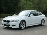 2017 BMW 3 Series 320i M Sport 4 Door Step Automatic Saloon Petrol Automatic