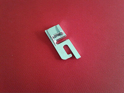 Snap On 4Mm Metal Felling Foot For Brother Singer Janome  P60963  K1094 Ll