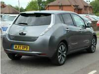 2017 Nissan Leaf 80kW Tekna 30kWh 5 Door Auto Hatchback Electric Automatic
