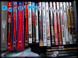 Assorted DVD's for Sale......Some Cd's