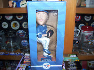 Toronto Blue Jays Bobbleheads and Vince Carter