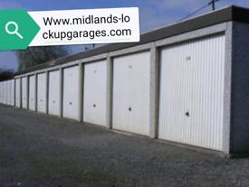 Lock up garage for rent cv3