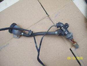 Honda Goldwing 1100 GL1100 rear brake master cylinder hoses