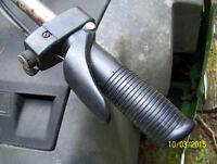 John Deere throttle grip throttle lever kill switch
