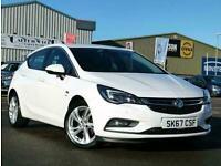 2017 Vauxhall Astra SRI Manual Hatchback Petrol Manual