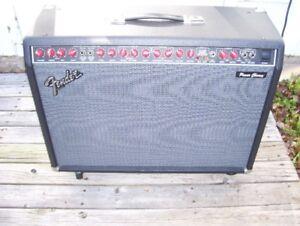 Fender Guitar Amplifier - ( Power Corus )