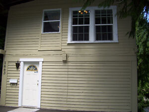 West shawnigan two bedroon  waterview cozy cottage for rent