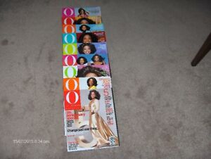 Oprah Magazines (early collection)