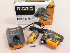 RIDGID 12V Palm Impact Screwdriver R8224K
