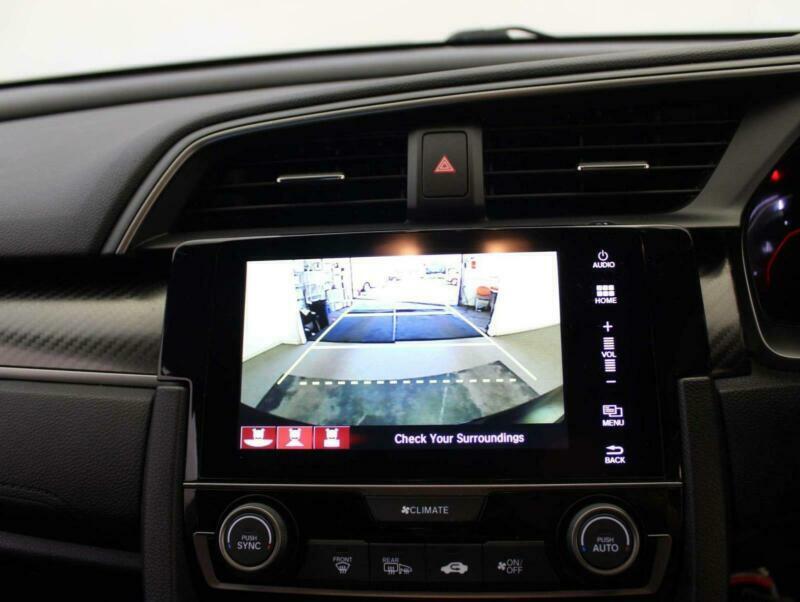 2019 Honda Civic 1.5 VTEC Turbo GPF Sport (s/s) 5dr Hatchback Petrol Manual
