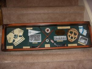 TORONTO MAPLE LEAFS SHADOW BOX