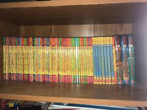 Geronimo Stilton Collection #1-47 + Thea Stilton 1-7 + KINGDOM O