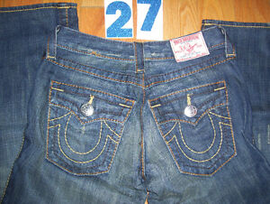 Huge Lot of Womens True Religion Jeans 10 Total Sizes 26 + 27 Cambridge Kitchener Area image 10