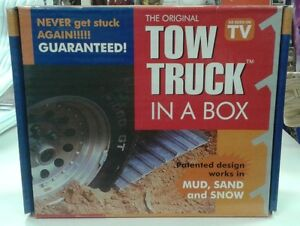 Brand New Tow Truck in a Box