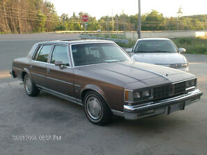 1984 Oldsmobile Cutlass Supreme Sedan Original Paint Only 103K