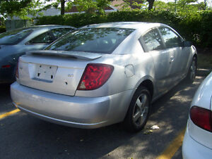 2007 Saturn ION - ONLY 140,000 KMS!  POWER ROOF! - CERT/EMIS