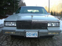 1988 Cadillac DeVille Coupe (2 door)