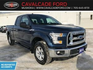 2016 Ford F-150 4x4 Supercab XLT backup cam, trailer tow pkg!!