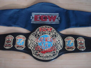 Looking for Adult Size ECW World Heavyweight Championship Belt