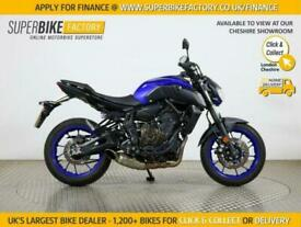 2019 19 YAMAHA MT-07 ABS - BUY ONLINE 24 HOURS A DAY