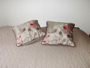 BEDSPREADS FOR DOUBLE BEDS x 2