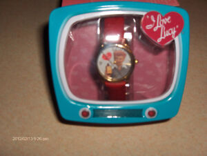 """I LOVE LUCY"" WATCH"