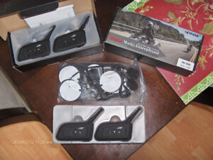 V6 pro 1200m motorcycle bluetooth headset high quality