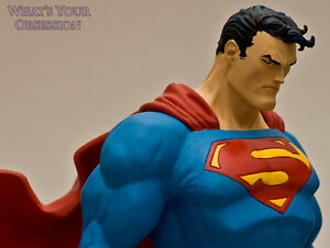 Superman Statue Jim Lee Mint Condition Asking $525.00 CHEAP!! London Ontario image 2