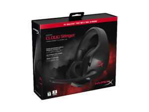 Kingston HyperX Stinger casque d'écoute gaming PC/PS4/Xbox One