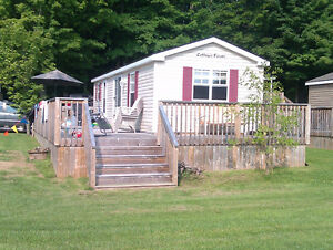 3 bed cottage at McCreary Beach Resort on Mississippi Lake
