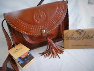 Brand New Patricia Nash Beaumont Crossbody Purse