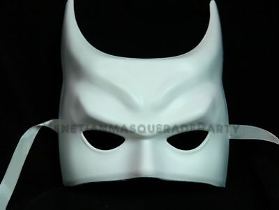 Mask For Boys (Super Hero Batman mask for men boys Halloween costume Movie Theme Cosplay)