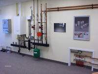 Hydronic Heating&Gas Fitter Installer