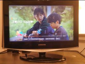 Samsung 26inch TV (not smart)