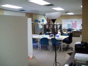Studio / Film Production Office Furniture Package For Sale
