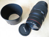 Sigma AF 70-300mm f/4-5.6 APO Macro lens for Canon