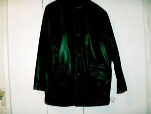 LEATHER JACKET- Men's