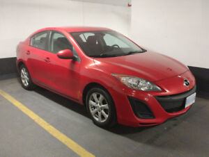 2011 Mazda 3 - Safety Included, Excellent Condition, Low Mileage