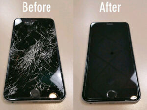 PROFESSIONAL IPHONE SCREEN REPAIR SERVICE! STARTING FROM $ 39
