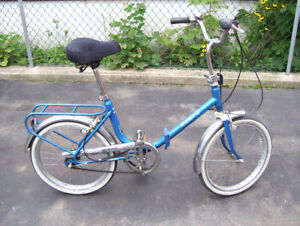 Vintage Norco Folding Bicycle