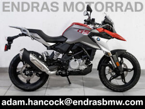 2018 BMW G310GS - BRAND NEW - Racing Red