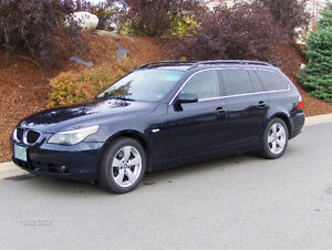 2006 BMW 5-Series XI Wagon